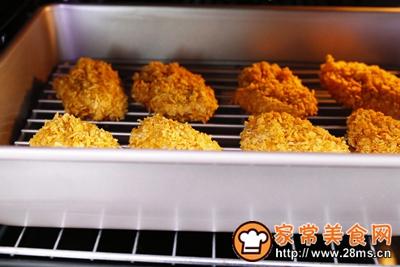 薯片鸡翅的做法图解6