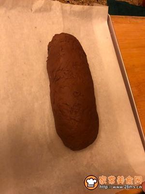 巧克力面包节约型的做法图解14