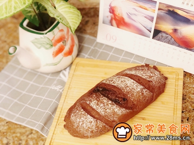 巧克力面包节约型的做法图解18