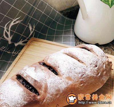 巧克力面包节约型的做法图解19