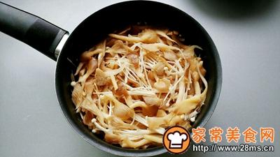菇菇豆豆茄酱饭的做法图解4