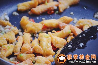 蒜香鸡柳条的做法图解8