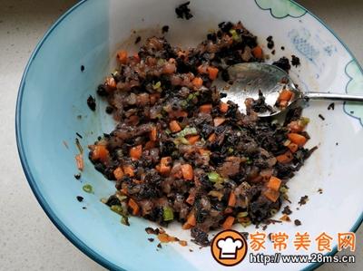 梅干菜蒸肉饭的做法图解5