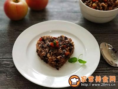 梅干菜蒸肉饭的做法图解10