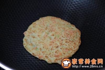 西葫芦煎饼的做法图解5