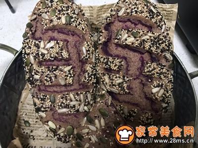 紫薯高纤包的做法图解17