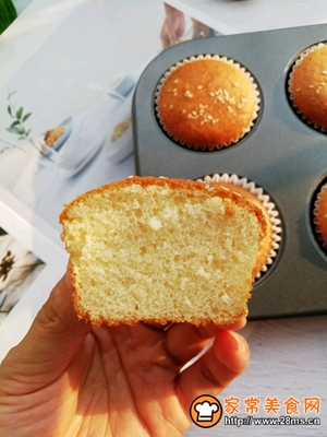 老式蜂蜜鸡蛋糕的做法图解12