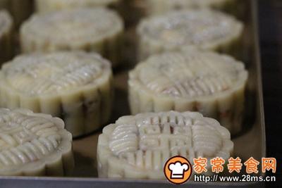 广式五仁月饼的做法图解14