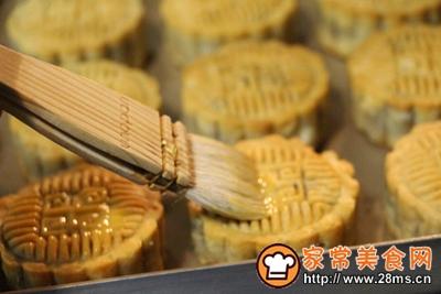 广式五仁月饼的做法图解16