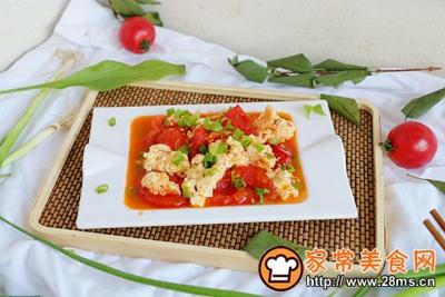 西红柿炒蛋的做法图解8