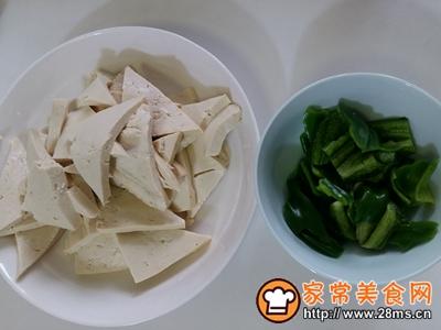 米饭遭殃菜鱼香豆腐的做法图解2