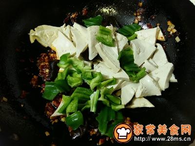 米饭遭殃菜鱼香豆腐的做法图解5