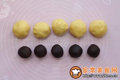 迷你红豆酥的做法图解8