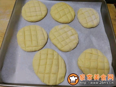 咬一口满嘴香的玉米饼的做法图解5
