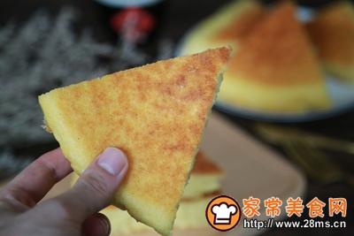 玉米煎饼的做法图解9