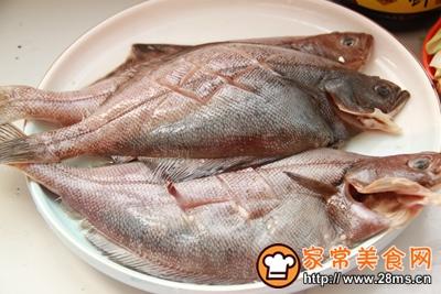 红烧偏口鱼的做法图解2
