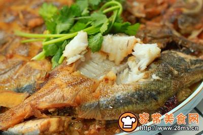 红烧偏口鱼的做法图解10
