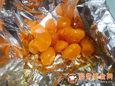 雪媚娘蛋黄酥(低糖少油版)的做法图解2
