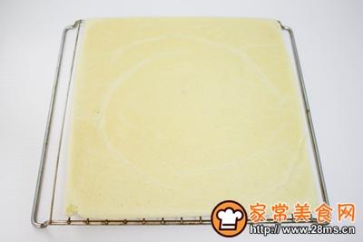 海苔肉松盒子蛋糕肉松小贝变身的做法图解12