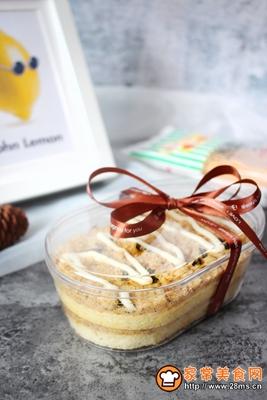 海苔肉松盒子蛋糕肉松小贝变身的做法图解18