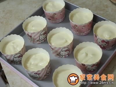 珍珠奶茶流心蛋糕的做法图解17