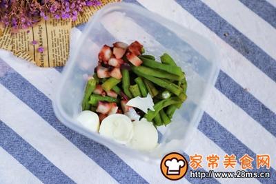 吃不胖快手还健康凉拌豆角甘蓝饼沙拉的做法图解7