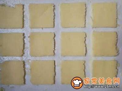 椰蓉脆片的做法图解11