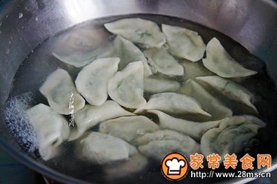 茴香鹅蛋馅水饺的做法图解10