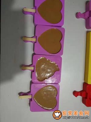 巧克力乳酪冰淇淋的做法图解14