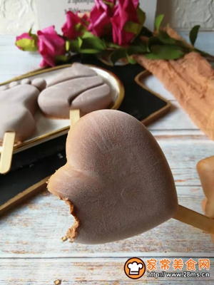 巧克力乳酪冰淇淋的做法图解18