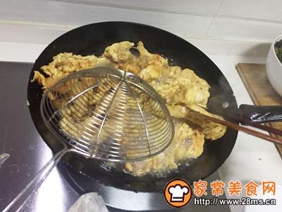 家乡菜山东软炸小酥肉的做法图解10