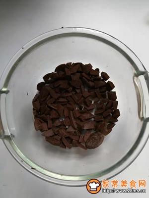 PH打发巧克力奶油的做法图解2