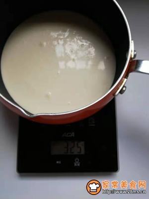 PH打发巧克力奶油的做法图解3