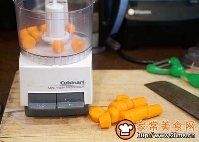 素食好主意白菜卤素食蛋饺的做法图解2