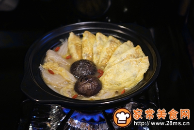 素食好主意白菜卤素食蛋饺的做法图解15