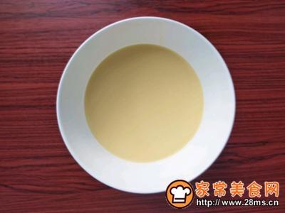 葡式蛋挞无淡奶油、全蛋的做法图解8