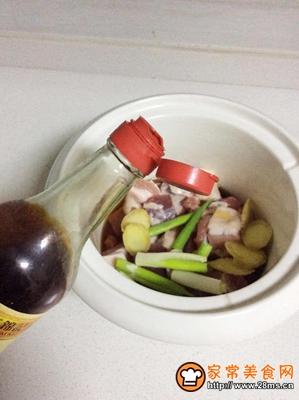 米饭克星红烧肉卤蛋的做法图解3