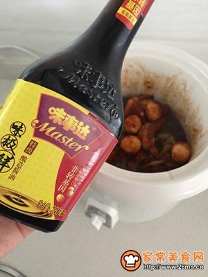 米饭克星红烧肉卤蛋的做法图解4