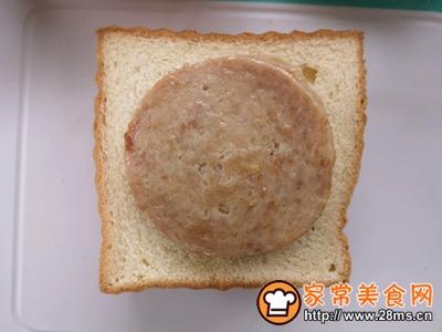 水果沙拉三明治的做法图解6