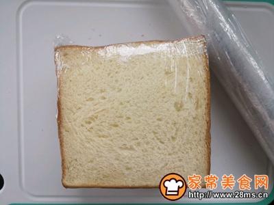 水果沙拉三明治的做法图解7