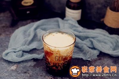 脏脏奶茶的做法图解4
