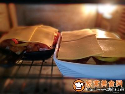 鸡肉奶酪�h饭的做法图解19