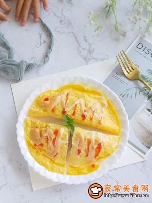 沙拉酱火腿肠蛋包饭的做法图解14