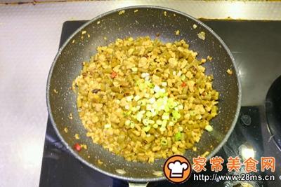 酸豆角肉末的做法图解9