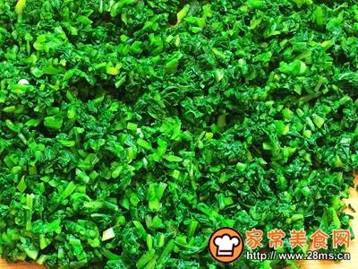 秋季保健萝卜苗黄豆粉小豆腐的做法图解4