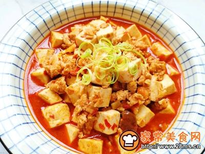 肉末烧豆腐的做法图解17