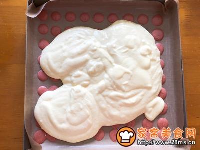 波点蜜桃蛋糕卷的做法图解15