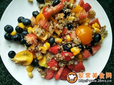 藜麦水果沙拉的做法图解9