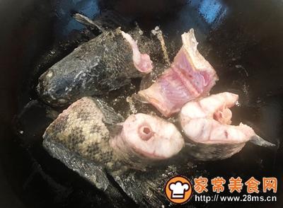 黑鱼豆腐汤的做法图解6
