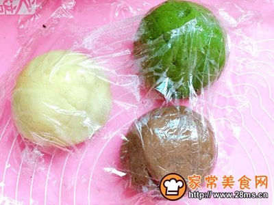 三种口味的仙豆糕超薄皮的做法图解8